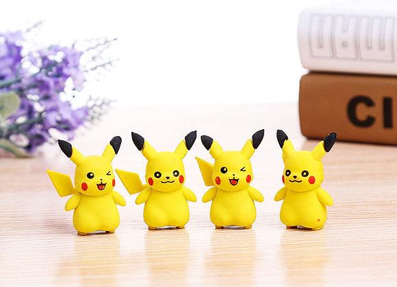 Pikachu Eraser