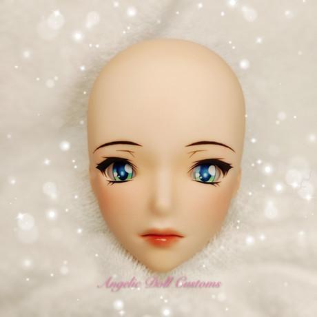 Semi-real Smart Doll