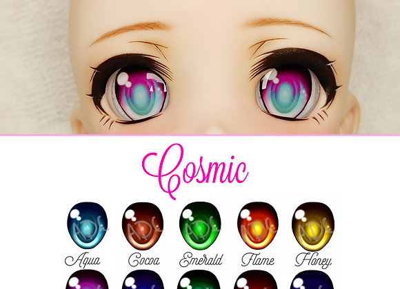 Cosmic Acrylic Dollfie Dream/ Smart Doll Eye