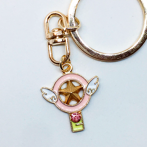 Cardcaptor Sakura Star Key Keychain