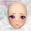 Thumbnail: Heartbeat Resin Dollfie Dream/ Smart Doll Eye