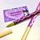 Thumbnail: Pocky Chocolate Biscuit Shaped Gel Pen