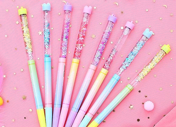 Floating Glitter Shaker Pen