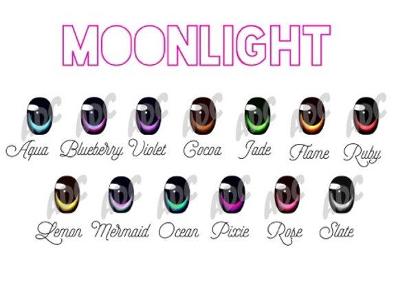 Moonlight resin Dollfie dream/ Smart doll eye