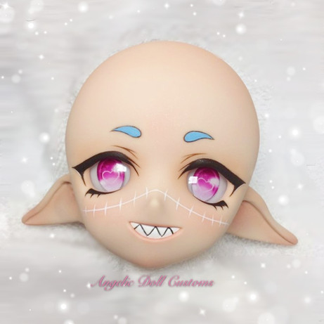 DDH-01 shark faceup