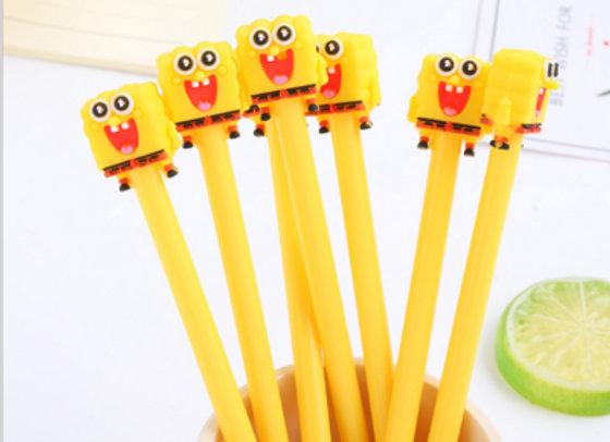 Spongebob Gel Pen