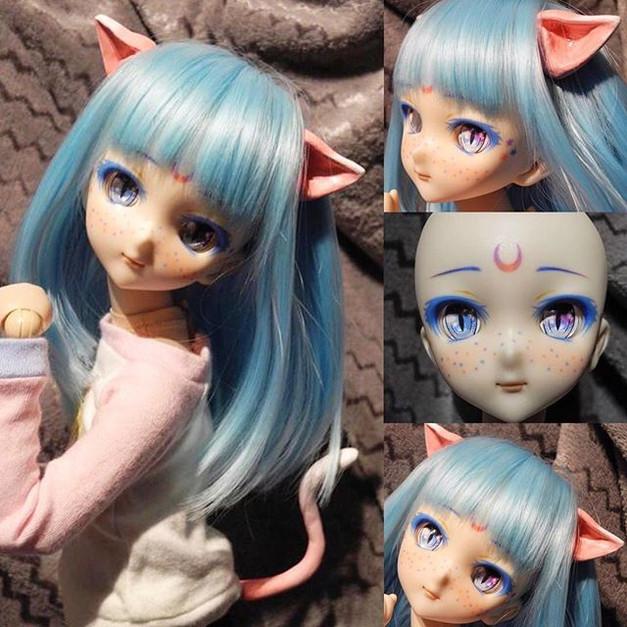 Custom Dollfie Dream 10