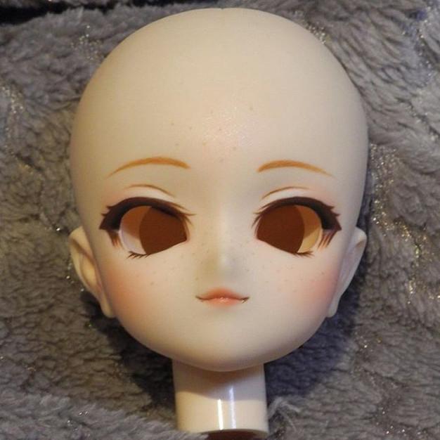 Custom Obitsu 60 head