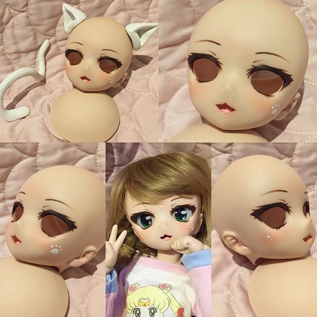 Custom Dollfie Dream 01