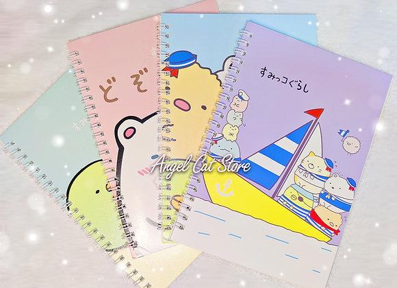 Sumikko Gurashi A5 Notebook