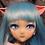 Thumbnail: Kira Kira Design Acrylic Dollfie Dream/ Smart Doll Eye