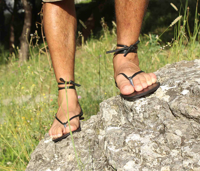 CHASQUI Barefoot Men Sandals