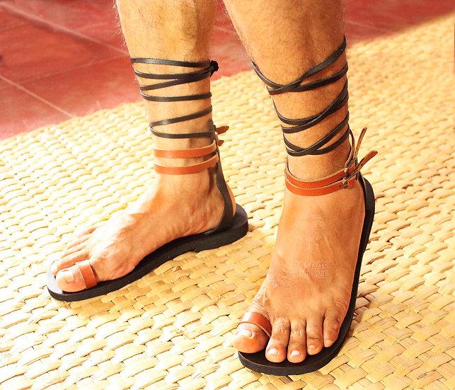 Reflection - Men Toe Ring Sandals