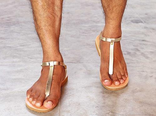 Sensation M - Men Leather Barefoot Sandals