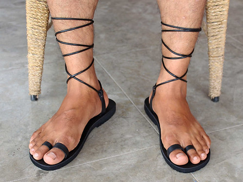 Indigo - Men Barefoot Sandals