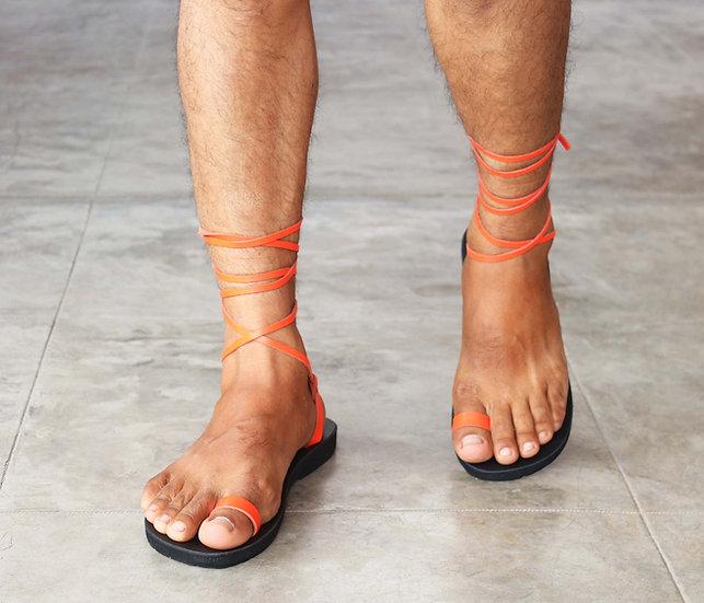 Kiss - Men Barefoot Sandals