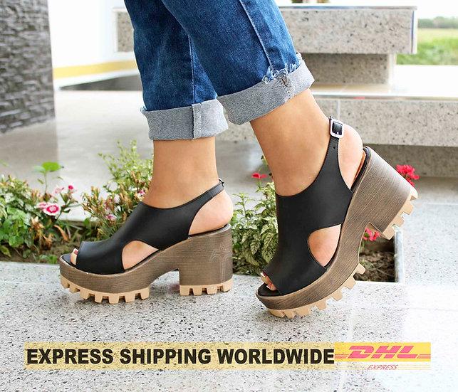 Barbara Platform Sandals