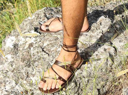 OLLANTA Minimalist Flexible Barefoot Men Sandals