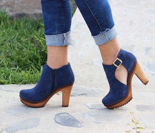 Britania Leather Boots