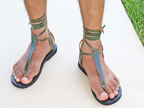 Malibu Men Leather Sandals