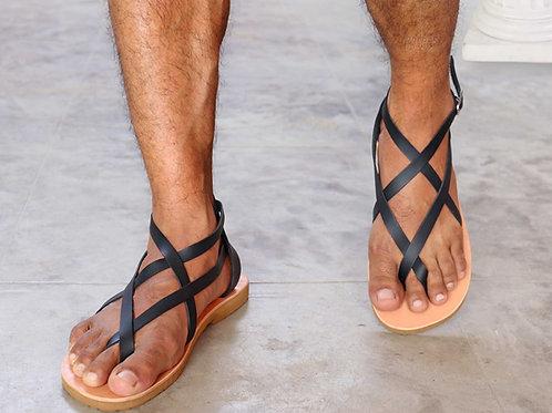 UNIVERSE - Men Leather sandals