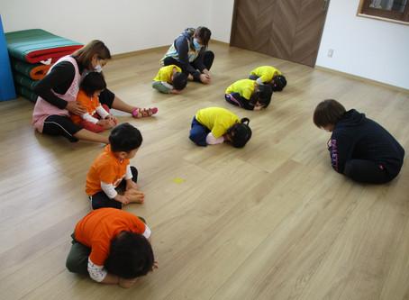 体操教室が始まりました!