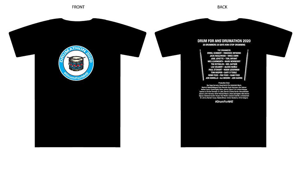 Drumathon 2020 T-shirt