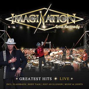 IMAGINATION Album LIVE_  _vJune2017_feat