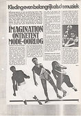 imagination news clipping