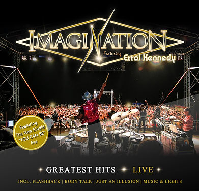 Album Cover_IMAGINATION ft Errol Kennedy