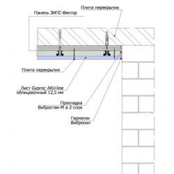 ЗИПС Вектор потолок3