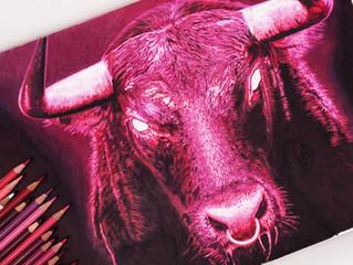 Bull In Progress