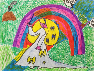 How it all Started - A Story of Fairies and Unicorns