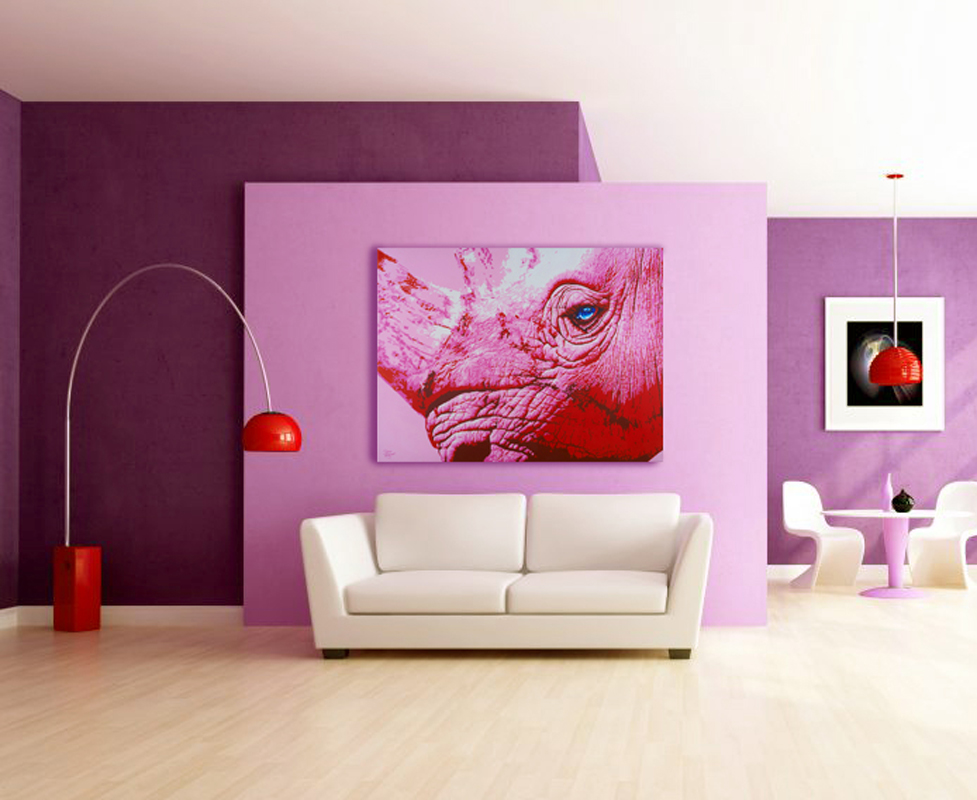 pink-safari-pink-rhino-interior-design-sabrina-rupprecht-art