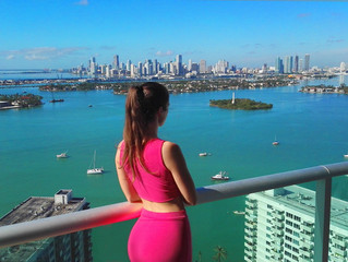 Grateful: My First Thanksgiving in Miami