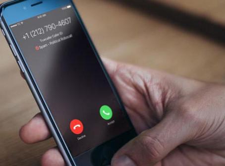 5 tips para evitar llamadas