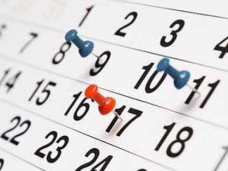 Trabaja desde tu calendario