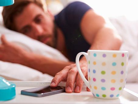 Empieza tu día lejos de las redes sociales