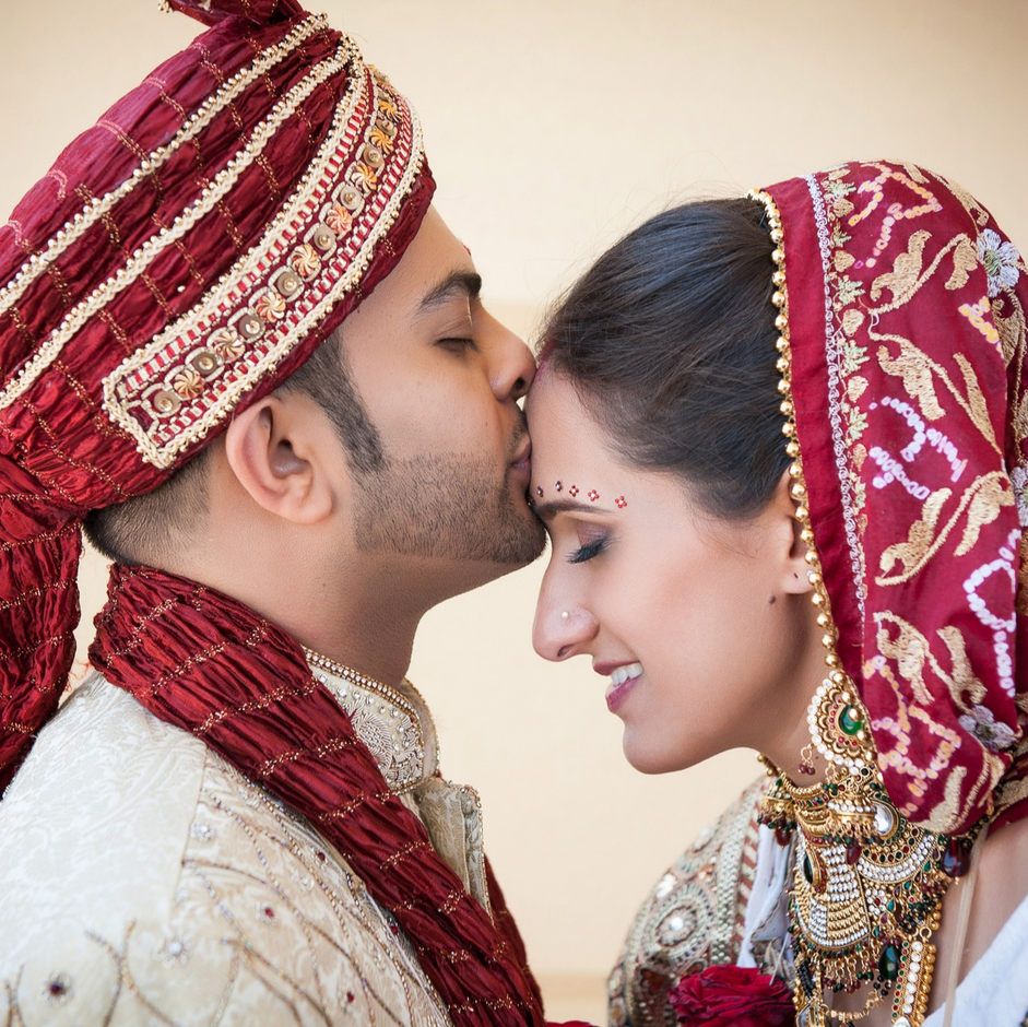 Rhadika and Gaurang