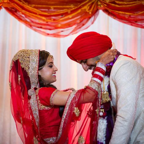 Monica and Manroj