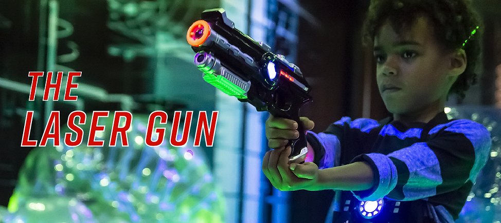 "<img src=""laser tag.jpg"" alt=""kid in a laser tag arena playing with a laser gun"">"