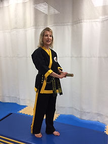 custom embroidered Koryo Gumdo uniform.j