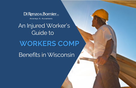 What Types of Workers' Compensation Benefits are Available to Injured Workers in Wisconsin?