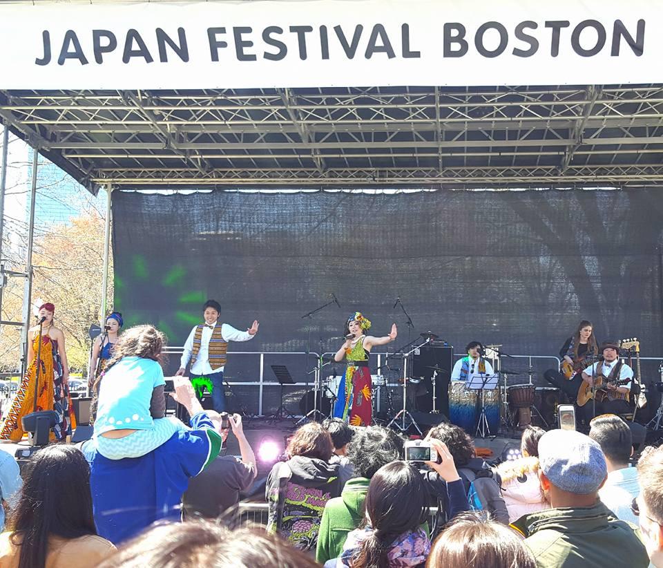 Japan Festival Boston 2016