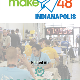 Indianapolis Selected for Make48 Competition