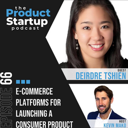 E-Commerce Platforms for Launching a Consumer Product