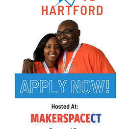 Hartford Community get your team ready for Make48!