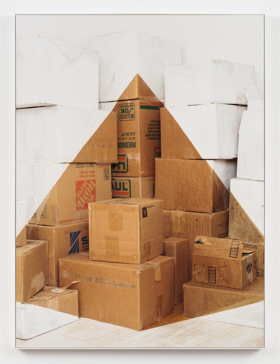 Pyramid, 2014