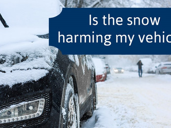 Is Snow harming your Car?