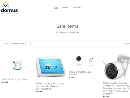 E-Commerce Launch